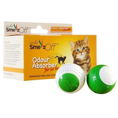 Best Odour Absorber for cat litter tray
