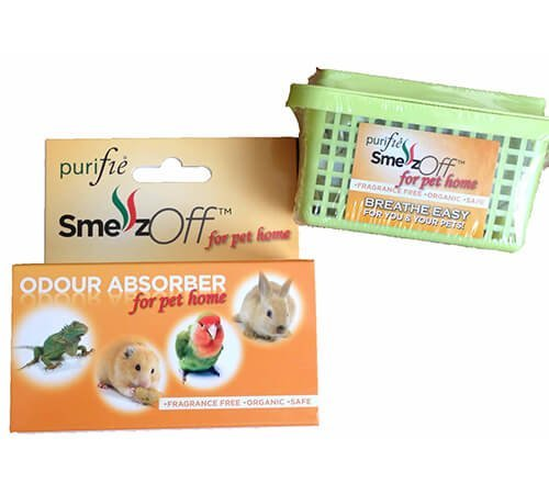 Best smell absorber for pet corners