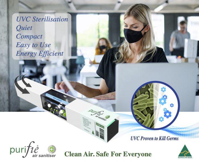 Best UVC Sterilier (Germicidal)